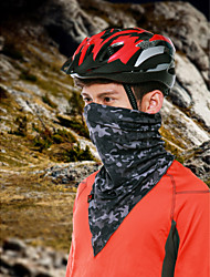 Outdoor Sports Riding  Magic Scarf Camouflage Collar Men or Women Hat Mask Hair Band