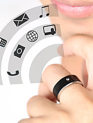 TiMER2 Smart Ring NFC Wireless Wearable Device Waterproof No Charge Perfect Match to Smart Watch Wristband or Glass