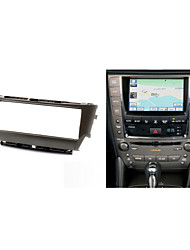 Car Radio Fascia for LEXUS IS Heat Unit Surround Facia Fitting Trim Dash Kit