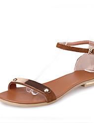 Women's Shoes Flat Heel Slingback Sandals Casual