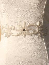 Faixa Tule Faixas para Mulheres Casamento Imitação de Pérola