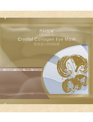 Pula Tina Collagen Moisturizing Eye Mask to Fine Lines of 40 Boxes
