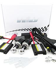 MINGEN®Short Circuit Protection H4 Telescopic Section HID Xenon Light Suit DC 55W 8000K