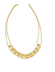 New Arrival Fashional Hot Selling Simple Chain Necklace