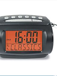 fm estéreo digital de pequeño toque + radio digital de radio