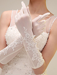 Lace/Tulle Elbow Length Wedding/Party Glove