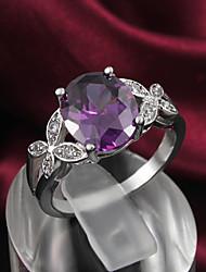 or partie bague de déclaration plaqué chaude vente de produits seigneur des anneaux grands anneaux pour les femmes