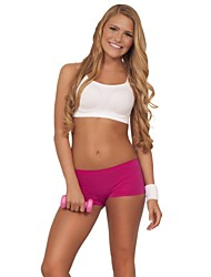 Hot From Hollywood Women's Short Fitted Stretch Tight Yoga Shorts