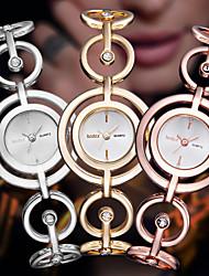 Luxury Classic Crystal Diamond Womens Lady Wrist Quartz Watch Dressed Bracelet Bangle 3 Colour