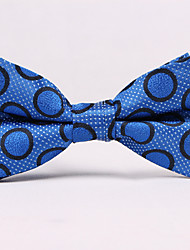 The Circle Jacquard Bow Ties