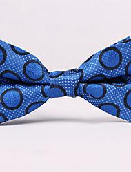 Noeuds Papillon (Bleu , Polyester) Taches