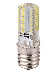 6W E17 Ampoules Maïs LED T 80 SMD 3014 600 lm Blanc Chaud / Blanc Froid Gradable AC 110-130 V 1 pièce