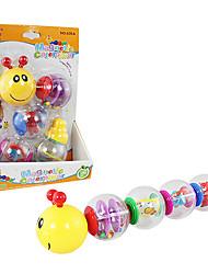 plastica giocattolo sviluppo precoce del bambino magnetico giocattoli caterpillar