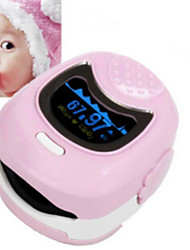 Oximeter Oximetry Blood Oxygen Saturation Monitor for Pediatric Below 10 years old  with Rechargeable Batteries