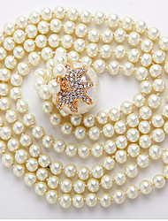 New Arrival Fashional Hot Selling Big Pearl Necklace