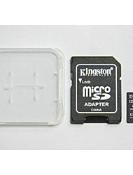 Kingston Digital 8 GB Class 4 Micro SD SDHC And The Memory Card And The Memory Card Adaptor Box