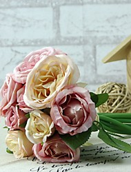 Bouquets ( Rose , Satin ) Roses