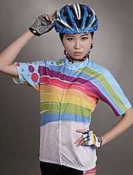 Coolchange Women's Short Sleeve Summer Cycling Suits/Jerseys