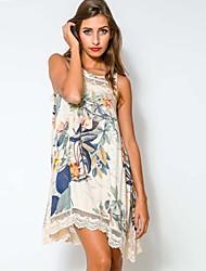 JNSY Women's Print Dresses