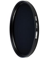 zomei 77 milímetros ND2 1 paragem nd densidade neutra filme digital de filtro da lente da câmera