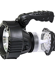 Zuke 300 Lumens LED Flashlights/Lanterns & Tent Lights/Handheld Flashlights Lithium Battery Rechargeable
