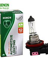 2PCS XENCN H11 PGJ19-2 24V 70W 3200K Clear Series Original More Bright Truck Headlight OEM Quality Halogen Bulb