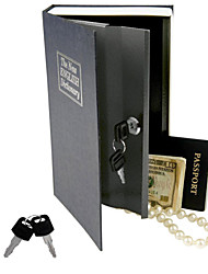 Dictionary Book Safe Box Security Coffer Dictionary Money Box Creative Safe Book Coin Bank Strongbox-Medium