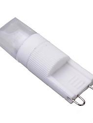 Ywxlight® dimmable g9 2w 1cob 150-200lm luce calda / fredda bianca principale ac110-130v / 220-240v