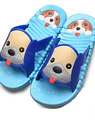 Baby Shoes Casual Rubber Slippers Blue/Pink
