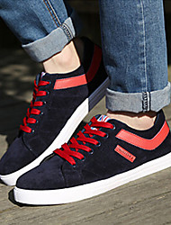 Men's Shoes Casual Canvas Fashion Sneakers Green/Red/White