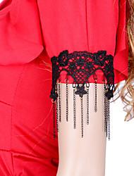 Vintage  Gothic Tassel Chain Bracelet