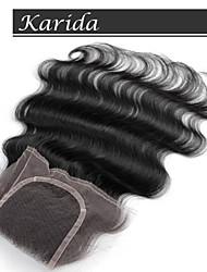Body Wave Lace Closure, High Human Hair Lace Closure