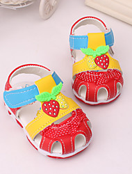 Baby Shoes Outdoor/Dress/Casual  Sandals Pink/Red