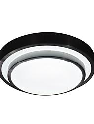 15w conduit acrylique 1500lm plafonnier, 110-240V, la lumière blanche de la lumière du jour