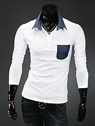 Men's Sleeve Polo Shirt