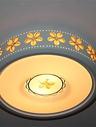 The Modern Iron Shaped 2 Head Ceiling lamps