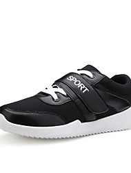 Men's Walking Shoes Black / Red / White