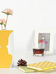 O vaso modernas lâmpadas de simples recepção
