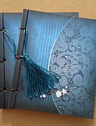 Handcraft Antique Spiral-bound Notebook(Random Color)