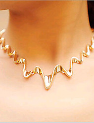 New Arrival Fashional Hot Selling Popular Geometric Necklace