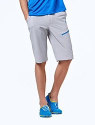 Outdoor Men's Summer Hiking Bottoms Shorts Waterproof/Breathable/Quick Dry/Wicking Camping Five Minutes of Pants