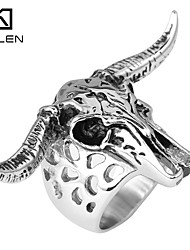 Kalen Men's Jewelry Most Cool and Fashion Punk Rock Jewelry Ring