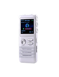 Digital Professional Usb mini voice recorder 8GB K6 Dictaphone Multi-function MP3 Player Speaker Long distance recording