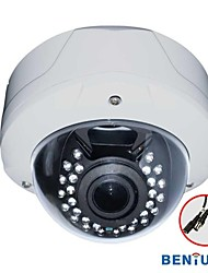 1080P 180 - Degree Panoramic IP Dome Infrared  Camera