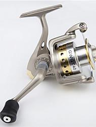 Guangwei GWGT 507 + 1 Bearings Before Unloading Force Fish reel Metal Head Spinning Reel Fishing Gear Wheel