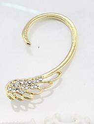 Brinco Punhos da orelha Jóias 1pç Pedras dos signos Casamento / Pesta / Diário / Casual Liga Feminino Dourado / Prateado