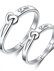 Love Story Women's Fashion 925 Silvering Ring