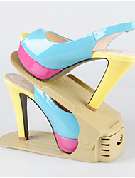 Fashion Candy Colors DIY Save Space Storage Shoes Rack & Hanger Shoe Trees & Stretchers One PCS