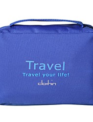 Clothin Men's/Ladies Waterproof Portable Travel Bag Toiletry Hanging Makeup Cosmetics Wash Bag Storage Bag