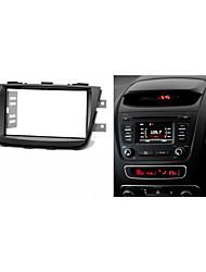 Car Radio Fascia for KIA Sorento (XM) CD DVD Stereo Facia Install Trim Kit Panel Plate